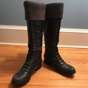 Cole Haan Air Whitley Boot, Knit Cuff and Interior